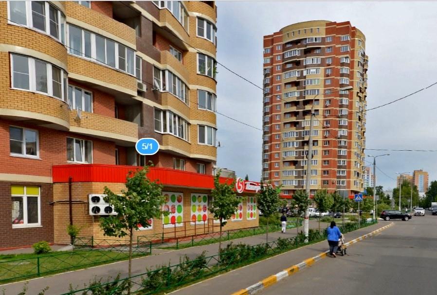 Продаю 1-комнатную квартиру 43 кв.м Раменский район