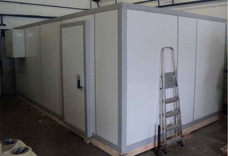 Холодильные Морозильные камеры бу. В наличии 300 шт.