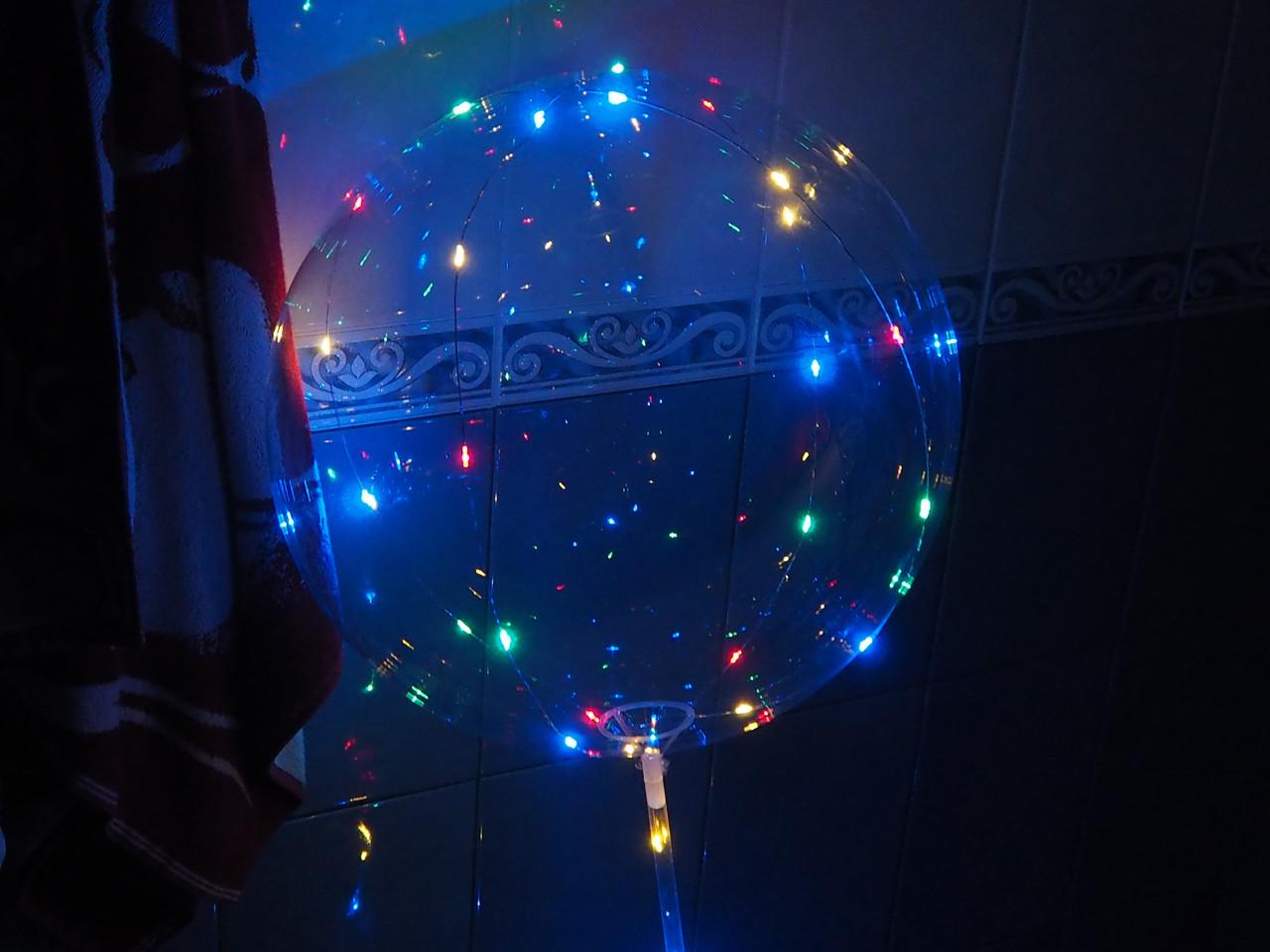 Светодиодный светящийся шар Bobo Led shar ХИТ 2018 года