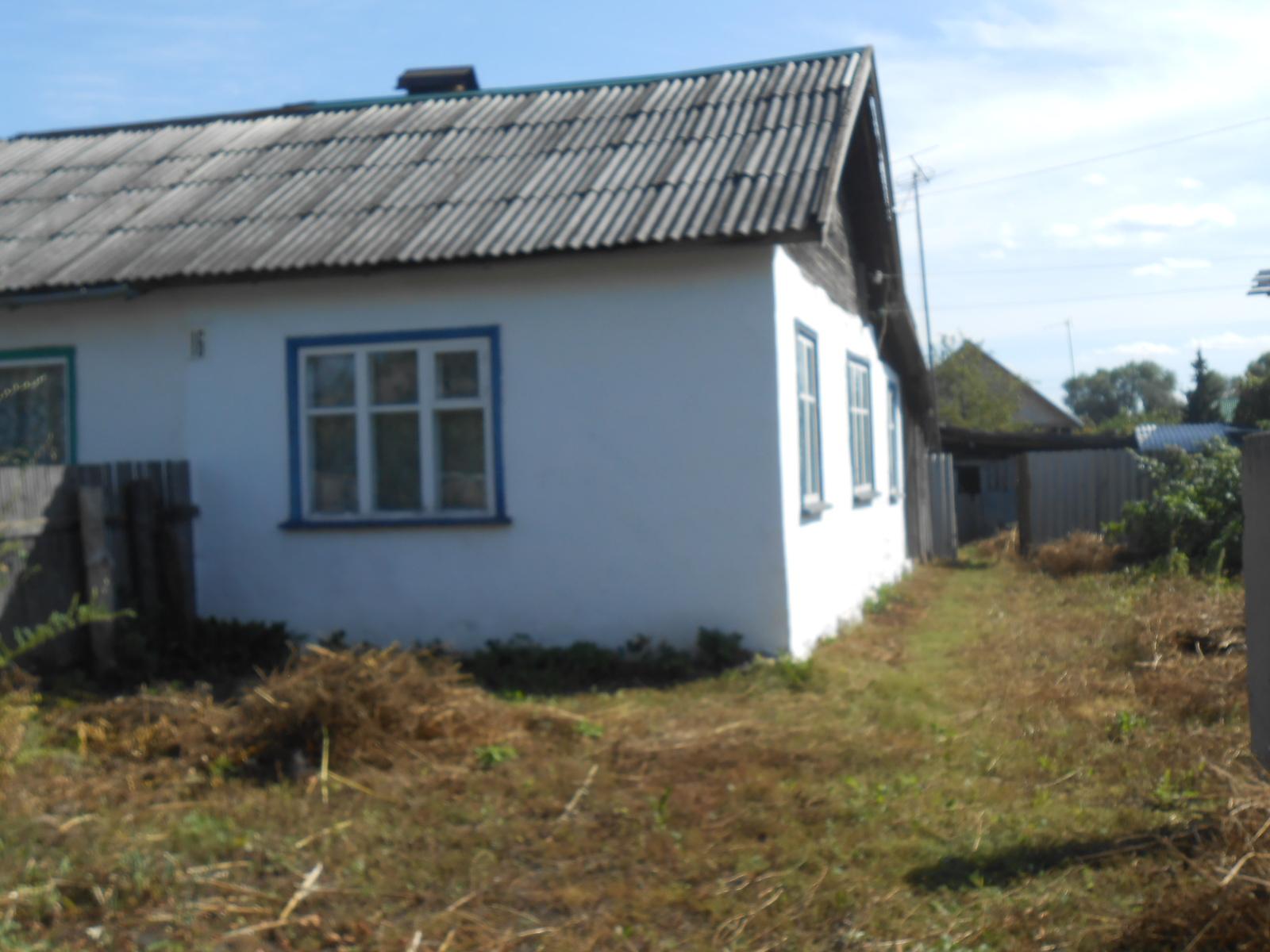 Продам половину жилого дома в р.п.Каргаполье,ул.Мичурина
