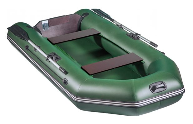 Лодка Аква 2800 без слани