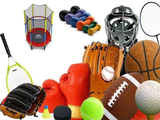 Спорттовары, спортивная и наградная атрибутика